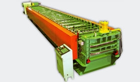 Double layer Cladding Roll Forming Machine